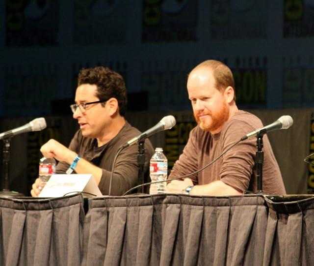 J.J. Abrams and Joss Whedon