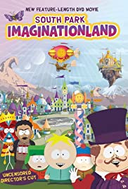 Imaginationland: The Movie Poster