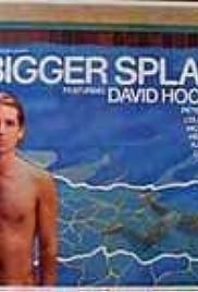 A Bigger Splash(1973) Poster - Movie Forum, Cast, Reviews
