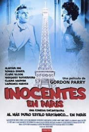 Innocents in Paris Poster
