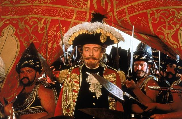 John Neville in The Adventures of Baron Munchausen (1988)