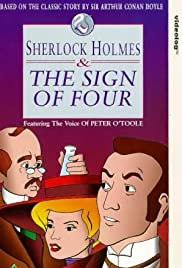 Sherlock Holmes and the Sign of Four Poster