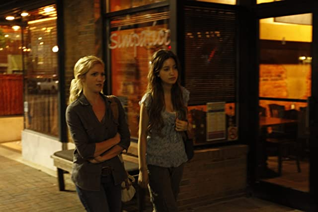 Brittany Snow and Christian Serratos in 96 Minutes (2011)
