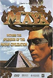 Mystery of the Maya Poster