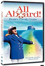 All Aboard! Rosie's Family Cruise Poster