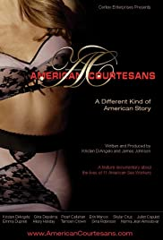 American Courtesans (2013) Poster - Movie Forum, Cast, Reviews