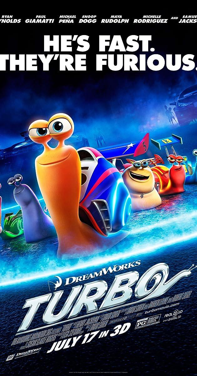 Turbo / Turbo (2013) Online