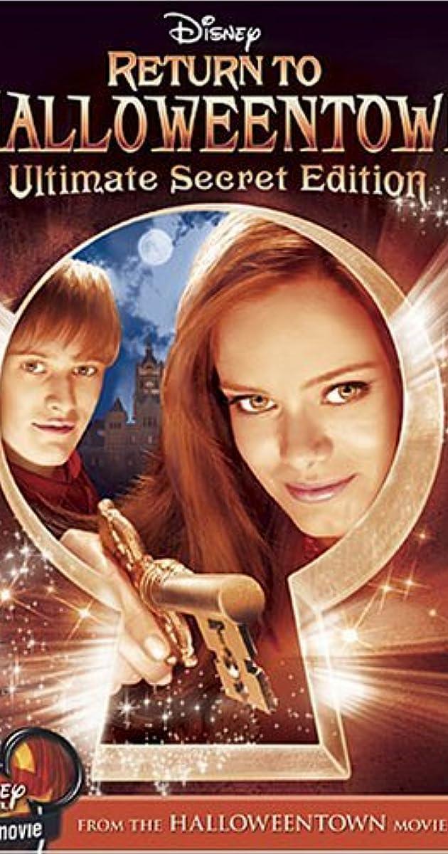 halloweentown 4 streaming ita