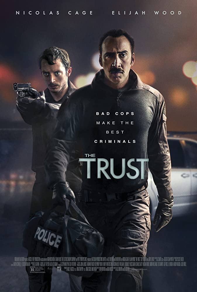 Pasitikėjimas / The Trust (2016)