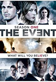 The Event Poster - TV Show Forum, Cast, Reviews
