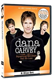 Dana Carvey: Squatting Monkeys Tell No Lies (2008) Poster - TV Show Forum, Cast, Reviews
