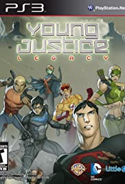 Young Justice: Legacy Poster