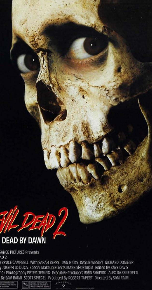 Piktieji numirėliai 2 / Evil Dead II (1987) Online