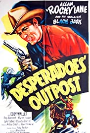 Desperadoes' Outpost Poster