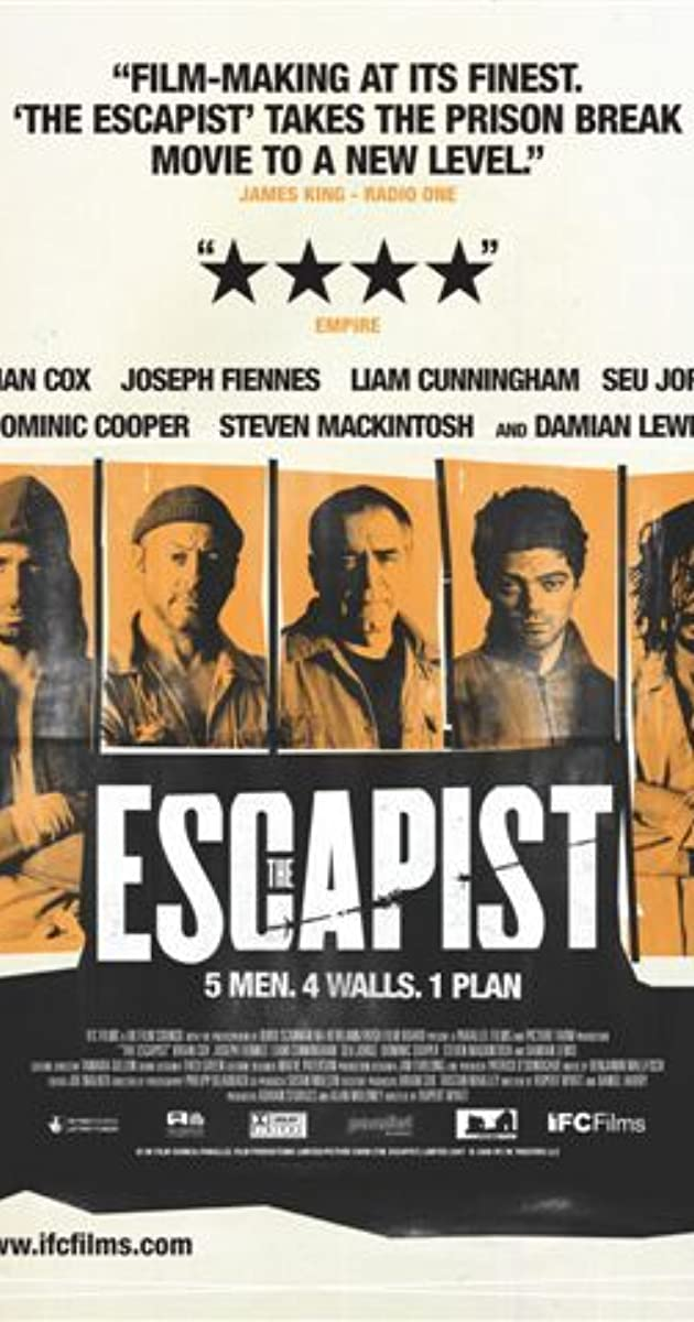 Bėglys / The Escapist (2008) Online