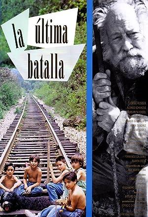 La ultima batalla 1993 with English Subtitles 11