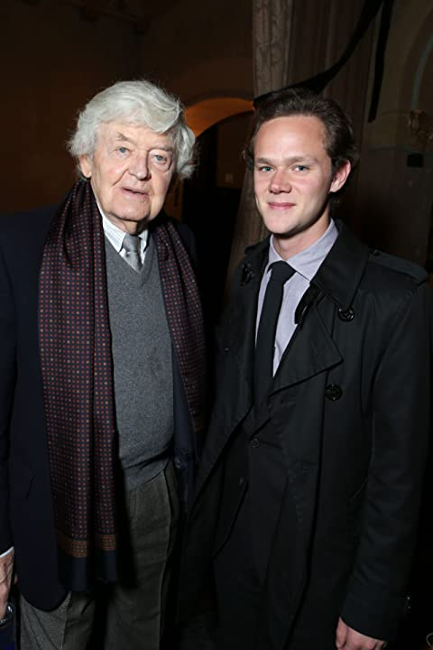 Hal Holbrook and Joseph Cross at an event for Lincoln (2012)