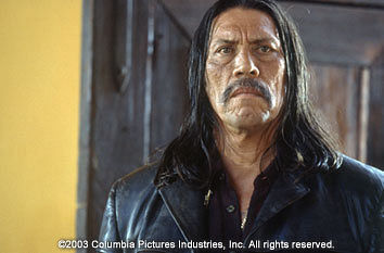 Danny Trejo in Once Upon a Time in Mexico (2003)