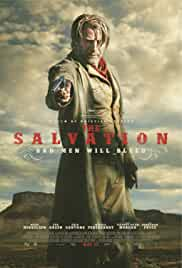 The Salvation poster do filme