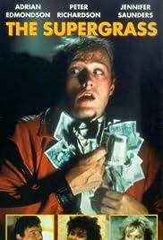 The Supergrass(1985) Poster - Movie Forum, Cast, Reviews