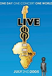 Live 8 (2005) Poster - TV Show Forum, Cast, Reviews