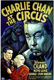 Charlie Chan at the Circus (1936) Poster - Movie Forum, Cast, Reviews