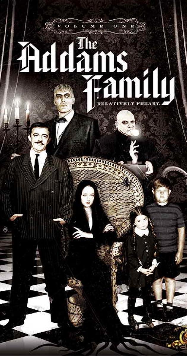 La Familia Addams Personajes. Fabulous Carmen Conesa And Addams ...