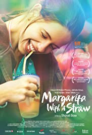 Margarita with a Straw (2014) Poster - Movie Forum, Cast, Reviews