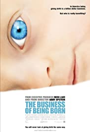 The Business of Being Born (2008) Poster - Movie Forum, Cast, Reviews