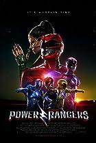 Power Rangers (2017) Poster