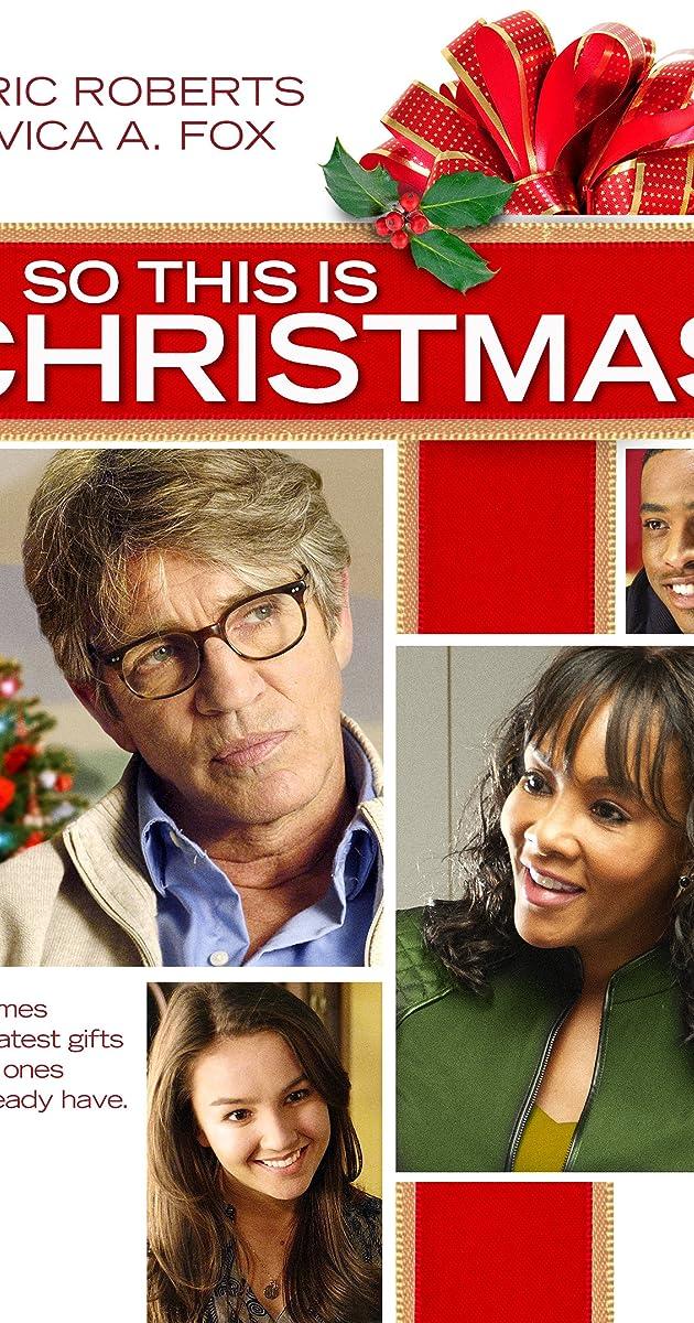 So This Is Christmas (2013)[BRRip 720p] [Latino] [1 Link] [MEGA]