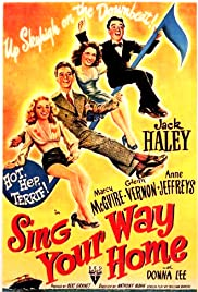 Sing Your Way Home Poster