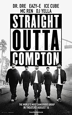 Straight Outta Compton - similar movie recommendations