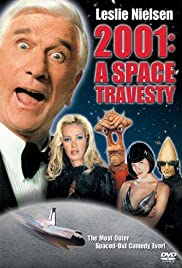 2001: A Space Travesty Poster
