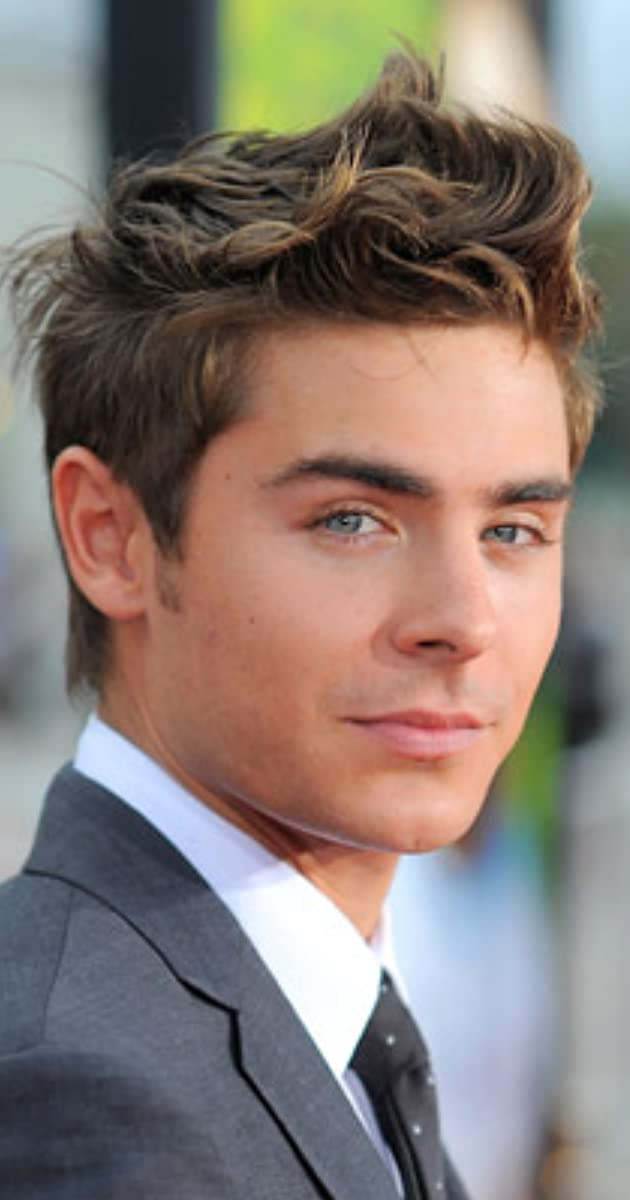 zac efron films