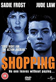 Shopping (1994) Poster - Movie Forum, Cast, Reviews