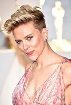 Scarlett Johansson at an event for The Oscars (2017)