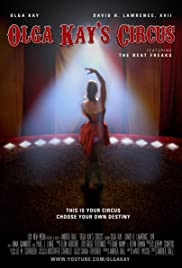 Olga Kay's Circus Poster