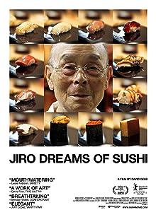 Poster Jiro und das beste Sushi der Welt
