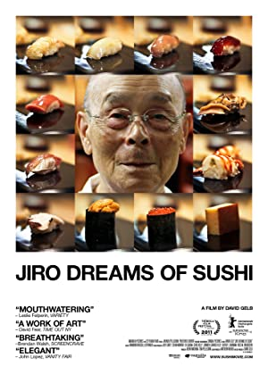 Jiro Dreams of Sushi (2011) poster