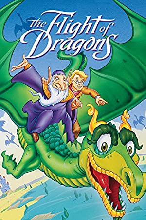 The Flight of Dragons (1982) HD 720p