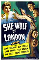 Image of She-Wolf of London