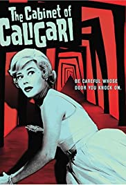The Cabinet of Caligari (1962) Poster - Movie Forum, Cast, Reviews