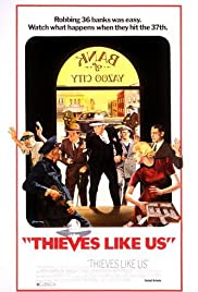 Thieves Like Us (1974) Poster - Movie Forum, Cast, Reviews