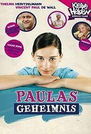 Paulas Geheimnis Poster