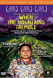 When the Mountains Tremble (1983) Poster - Movie Forum, Cast, Reviews