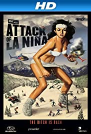 Attack of La Niña Poster