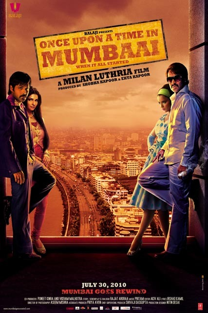 Once Upon a Time in Mumbaai 2010 720p BRRip Watch Online Free Download HD