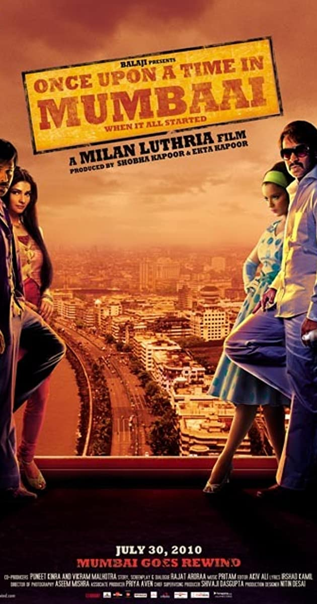 Once Upon a Time in Mumbaai (2010) - IMDb