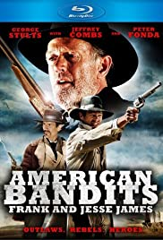 American Bandits: Frank and Jesse James Poster